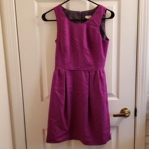 J. Crew Fuschia Dress 00